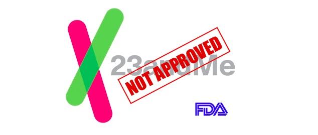 23andMeFDA